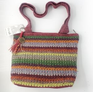 New The Sak Riviera Tote Bohemian Stripe